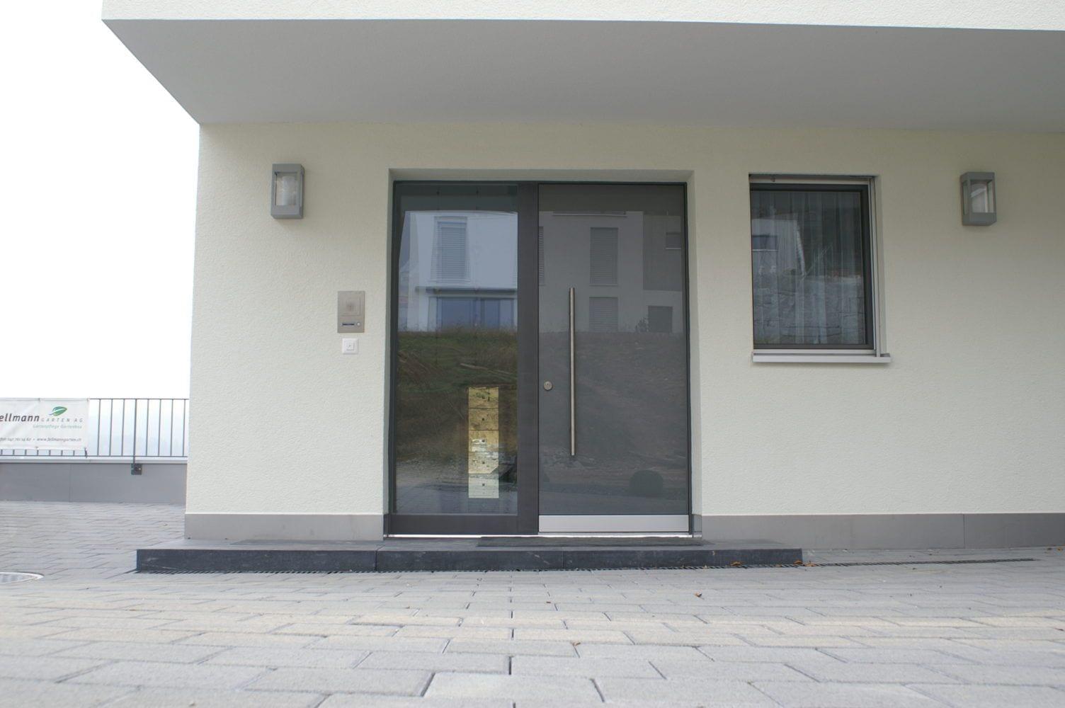 Bucher AG - Aussentüren