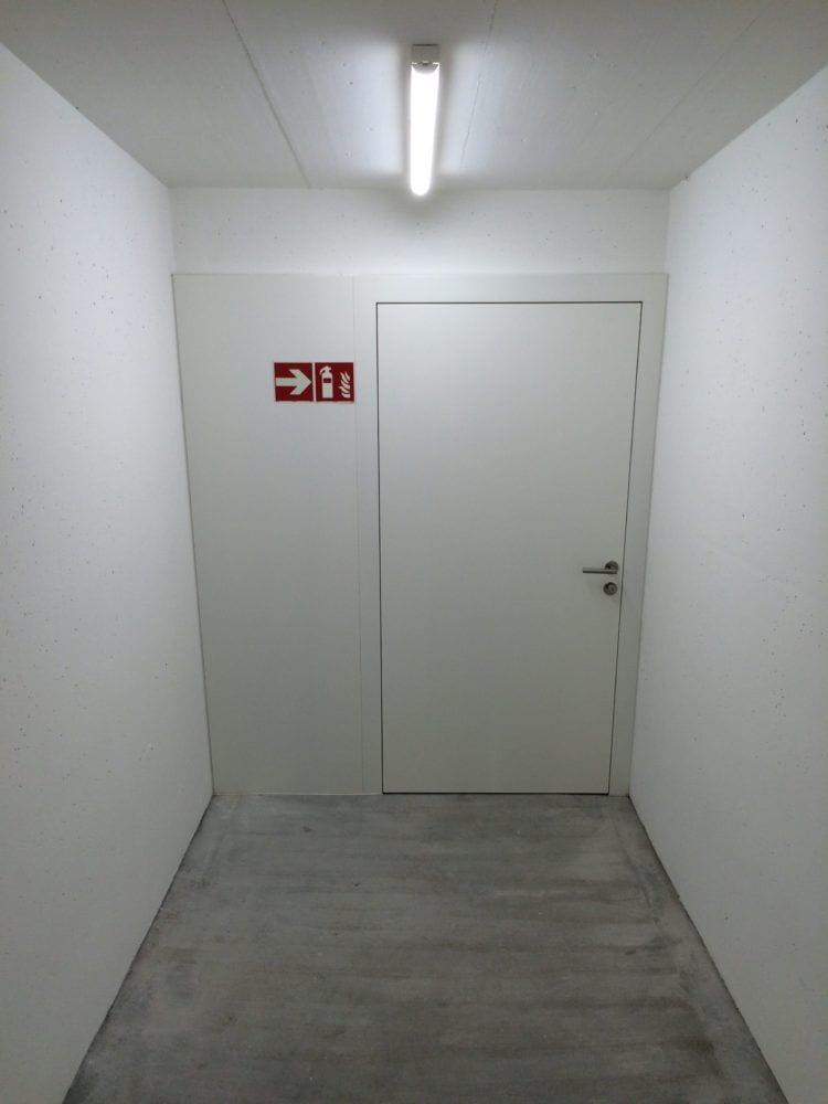 Bucher AG - Abschlusstüren