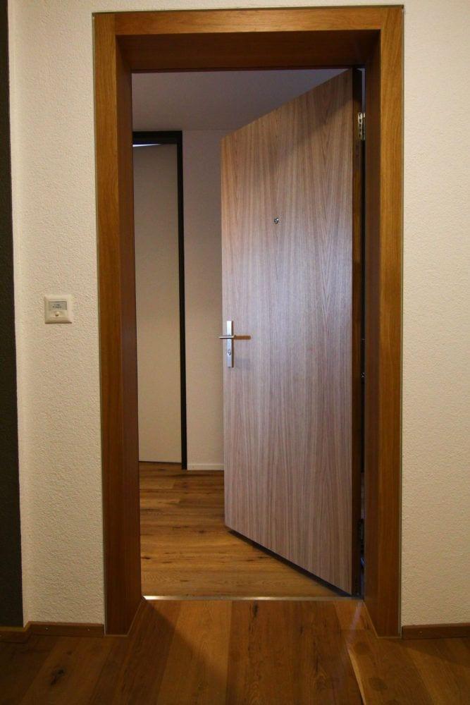 Bucher AG - Wohnungstüre