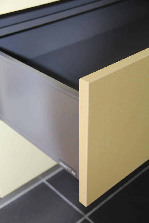 Bucher AG - Legrabox Aussen-/ Innenschublade
