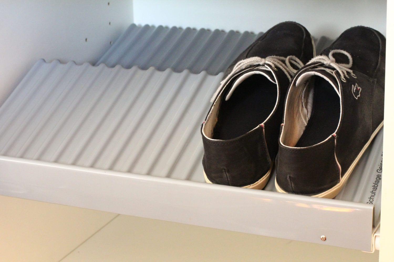 Bucher AG - Schuhablage