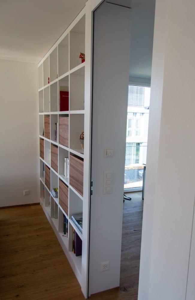 Bücherregale regale bücherregale schreinerei in cham und zug