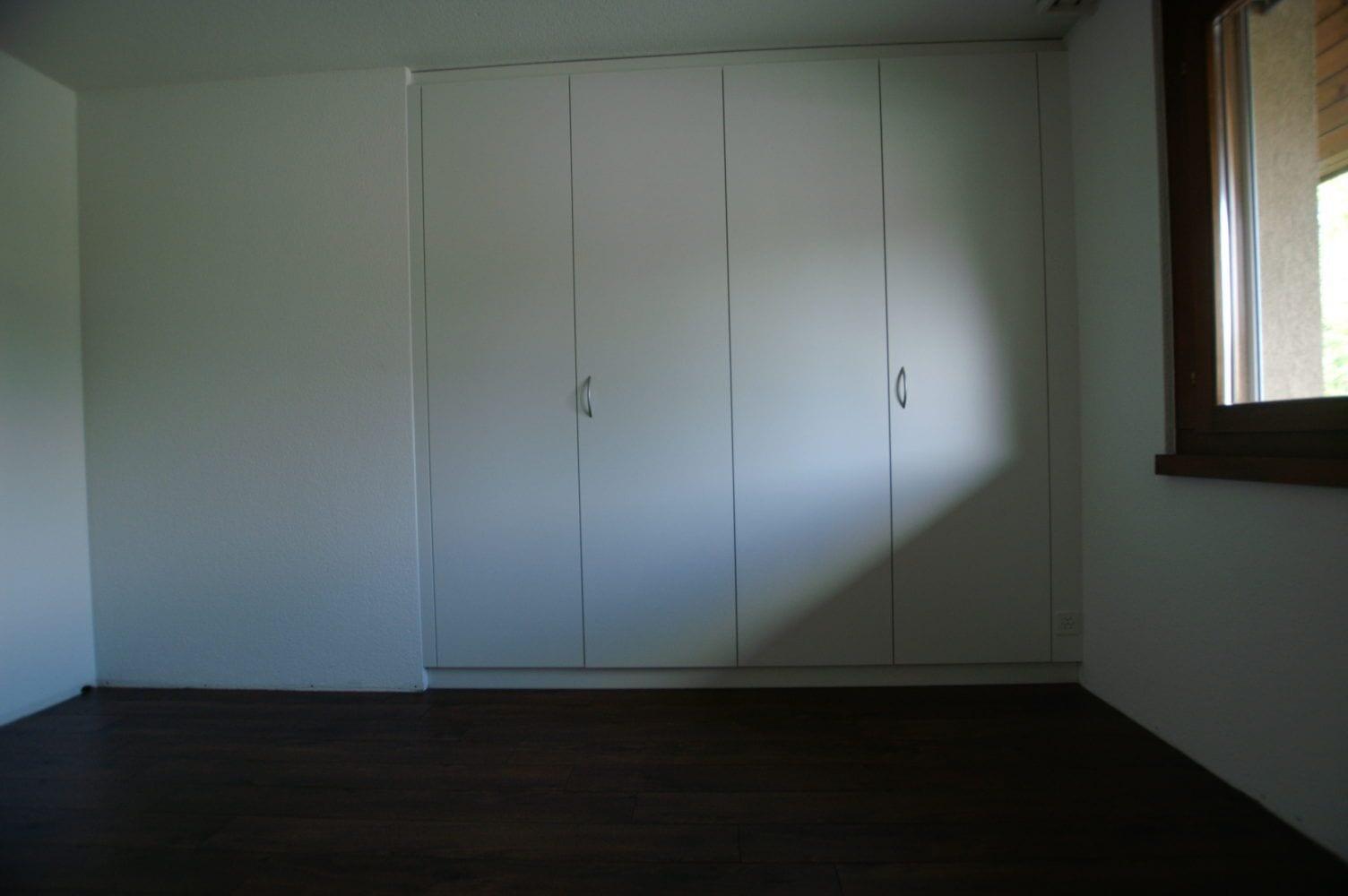schr nke schreinerei in cham und zug. Black Bedroom Furniture Sets. Home Design Ideas