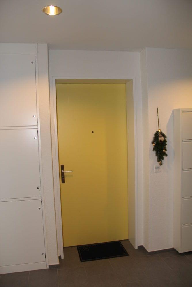 wohnungsabschlusst ren schreinerei in cham und zug. Black Bedroom Furniture Sets. Home Design Ideas