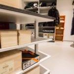 Bucher AG - Hauswirtschaftsraum